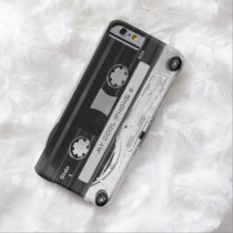 Audio Music Cassette Tape iPhone 6 Case at Zazzle