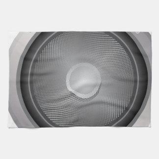 Audio speaker kitchen towels