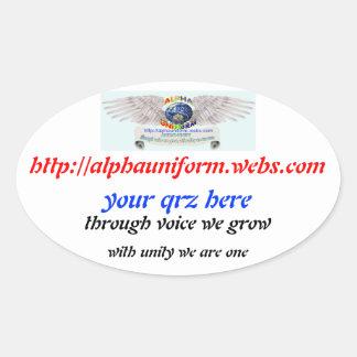Audio Unity Sticker