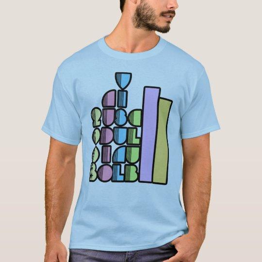 "Audio Visual Club ""Pump It Up"" T-Shirt"