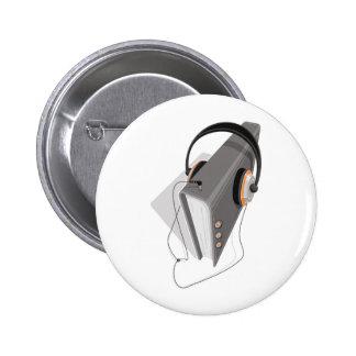 Audiobook Concept Button