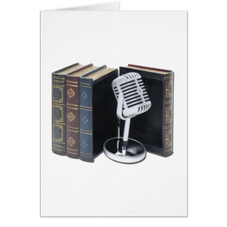 AudioBooks042211 Greeting Card