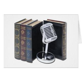AudioBooks042211 Greeting Cards