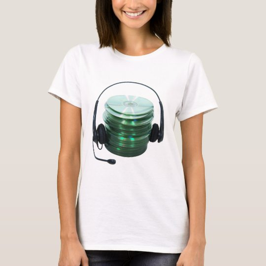 AudioCDs042109 T-Shirt