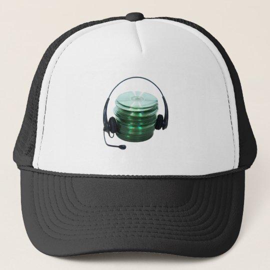AudioCDs042109 Trucker Hat