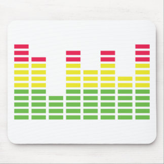 audiocontroller equalizer icon mouse pad