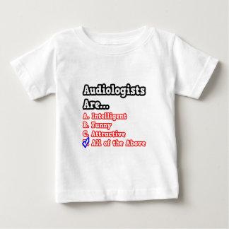 Audiologist Quiz...Joke Baby T-Shirt