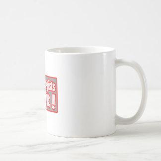 Audiologists Rock Coffee Mugs
