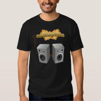 Audiophile (Black) Tee Shirt
