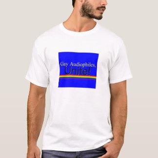 Audiophiles T-Shirt
