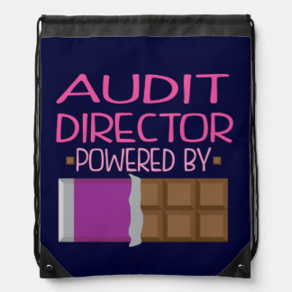 Audit Director Chocolate Gift for Woman Backpacks