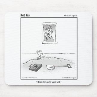Audit Mouse Pad