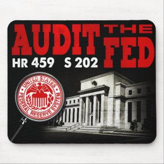 Audit the Fed Mousepad