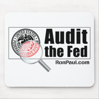 Audit the Fed Mousepad