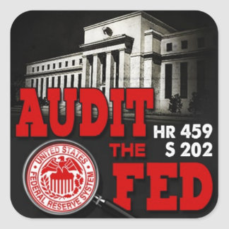Audit the Fed Sticker