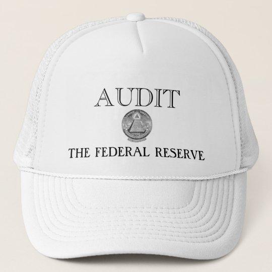 Audit The Fed Trucker Hat