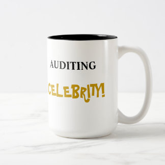 Auditing Celebrity Add A Name and Celebrate Mug