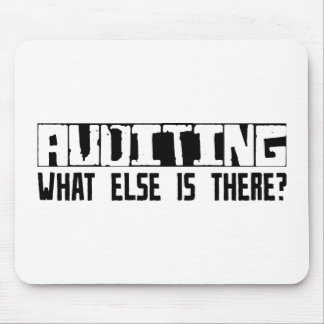 Auditing What Else Is There? Mouse Pad