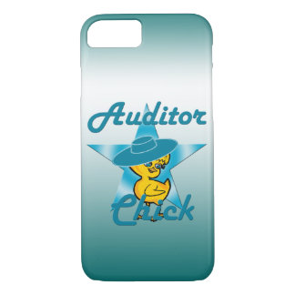 Auditor Chick #7 iPhone 7 Case