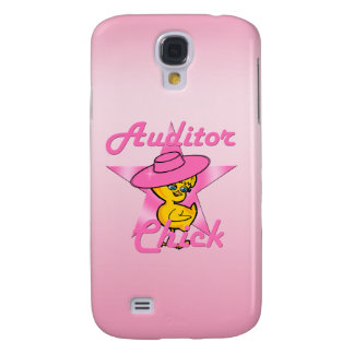 Auditor Chick #8 Galaxy S4 Cover