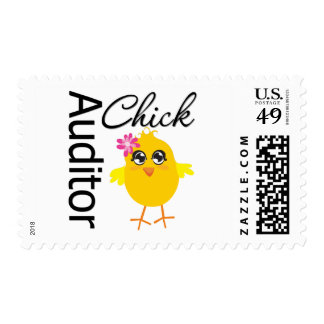 Auditor Chick Postage