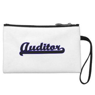 Auditor Classic Job Design Wristlet Purses