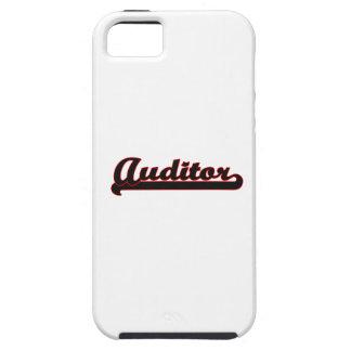 Auditor Classic Job Design iPhone 5 Cover