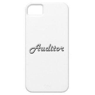 Auditor Classic Job Design iPhone 5 Case