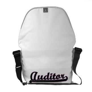 Auditor Classic Job Design Messenger Bag