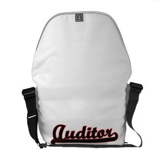 Auditor Classic Job Design Courier Bag