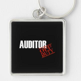 Auditor Dark Keychain