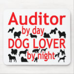Auditor Dog Lover Mouse Pads