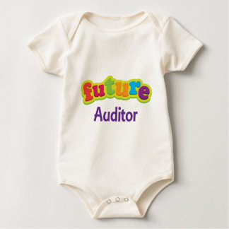 Auditor (Future) For Child Baby Bodysuit