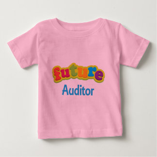 Auditor (Future) For Child Baby T-Shirt