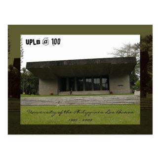 Auditorio de UPLB @ 100 DL Umali Postal