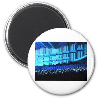 auditorium 2 inch round magnet