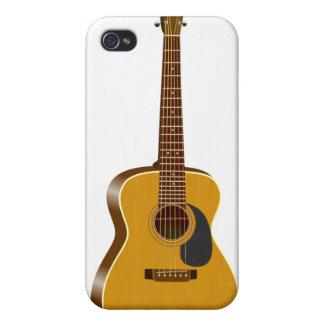 Auditorium Acoustic Guitar iPhone 4/4S Covers