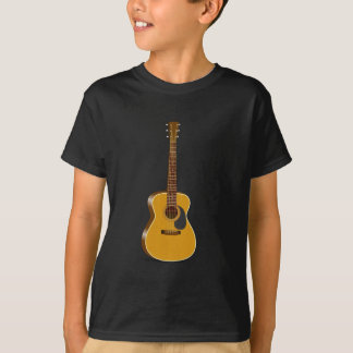 Auditorium Acoustic Guitar T-Shirt