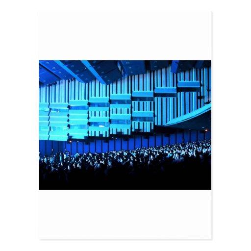 auditorium post cards