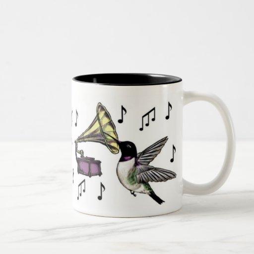Auditory Nectar Two-Tone Coffee Mug