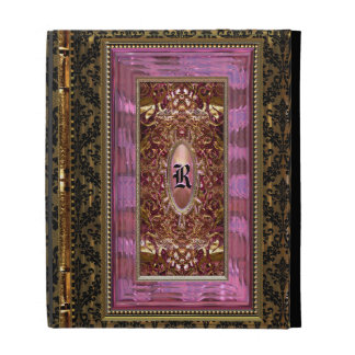 Audovera Vintage Old Book Style iPad Cases
