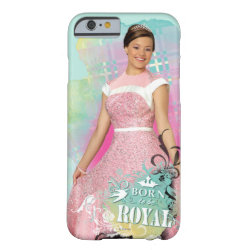 Case-Mate Barely There iPhone 6 Case with Descendants Audrey: Born to Be Royal design