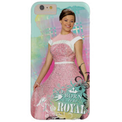 Case-Mate Barely There iPhone 6 Plus Case with Descendants Audrey: Born to Be Royal design