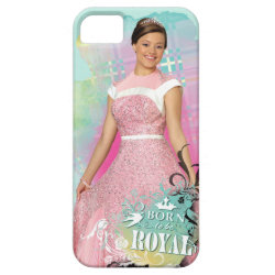 Case-Mate Vibe iPhone 5 Case with Descendants Audrey: Born to Be Royal design