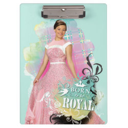 Clipboard with Descendants Audrey: Born to Be Royal design