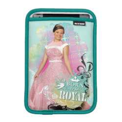 iPad Mini Sleeve with Descendants Audrey: Born to Be Royal design