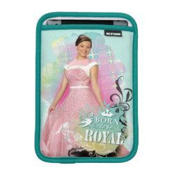 iPad Mini Sleeve with Descendants Audrey: Born to Be Royal design