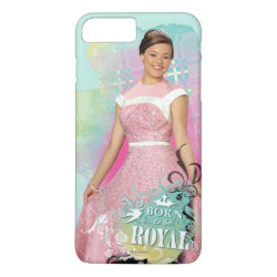 Case-Mate Tough iPhone 7 Plus Case with Descendants Audrey: Born to Be Royal design