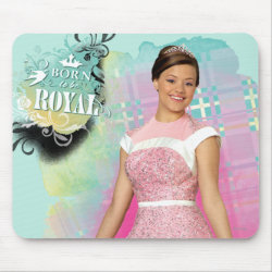 Mousepad with Descendants Audrey: Born to Be Royal design