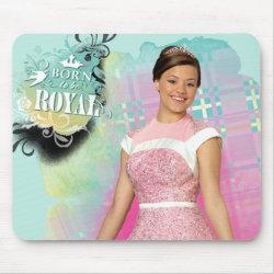 Mousepad with Descendants Audrey: Born to Be Royal design
